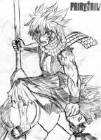 'Natsu Anger' Manga Chp. 328 - Zodiac by SNN95