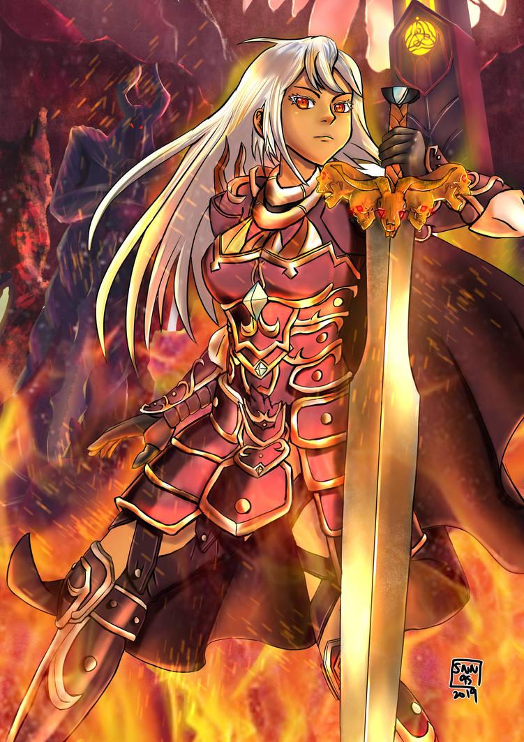 Demon Goddess