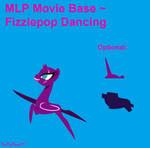 MLP Movie Base ~ Fizzlepop Dancing