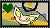 Queen Vexus Stamp by YazFlyChan247