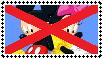 Anti Tyler Bowie Stamp by PinkYazFlyChan