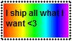 Ships Stamp