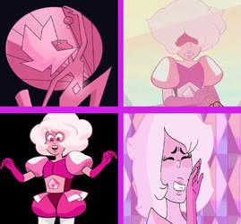 (College) Pink Diamond by PinkYazFlyChan