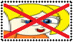 (Stamp) Anti NuggetTheBalloonGirl