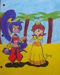 AT - Daisy and Shantae