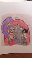 AT - Shantae and Harry Potter