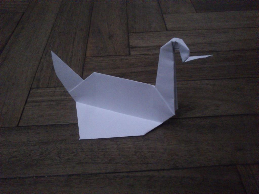 prison break origami duck by andrescuccaro on deviantart