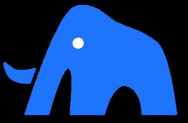 Mastodon Logo by AndresCuccaro