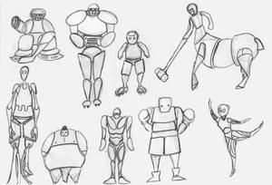 Sport Robots