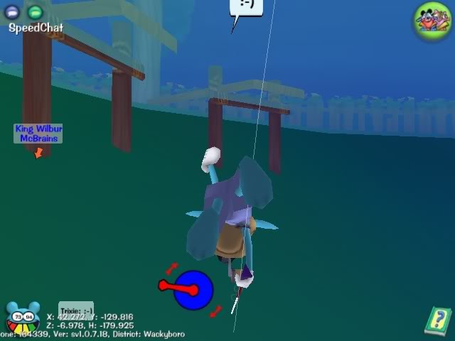 Old toontown fishing 2 3 by ttcat on deviantart for Toontown fishing guide