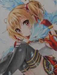 Silica and Pina - Sword Art Online (SAO)