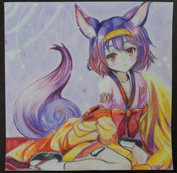 Izuna - No Game No Life