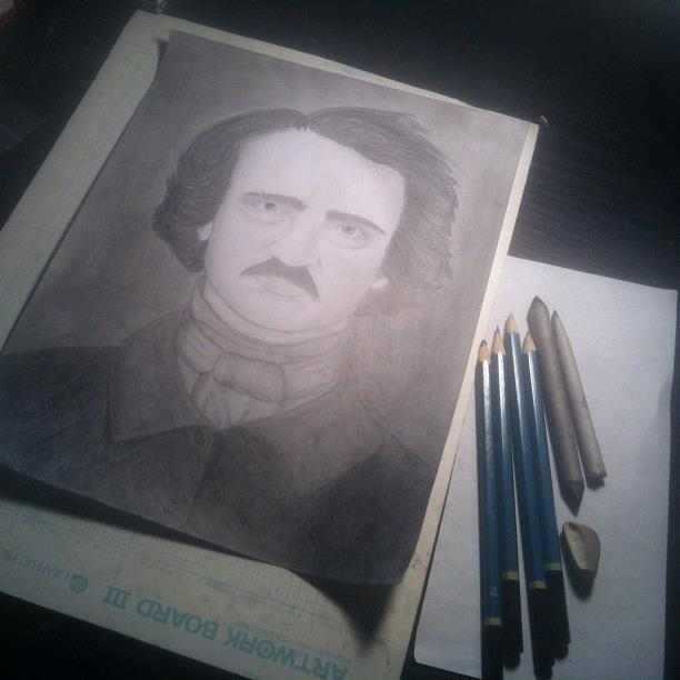 Edgar Allan Poe complete by Atrina-Anarchy