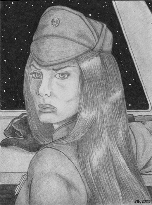 Admiral Daala by DeepWoodian
