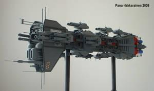Nova Class Dreadnought by DeepWoodian