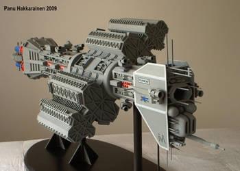 Omega Class Destroyer by DeepWoodian