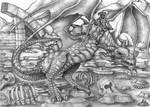 Skyrim: Dovahkiin and Odahviing