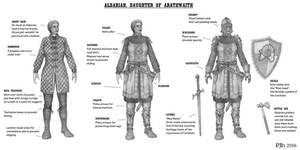 LHOC: Aldarian's more realistic armour