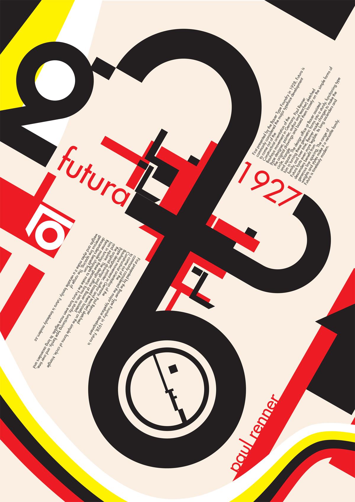 Futura Paul Renner 1927 by max-n0d3