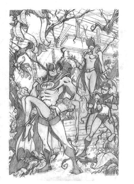 batman adventures by airold
