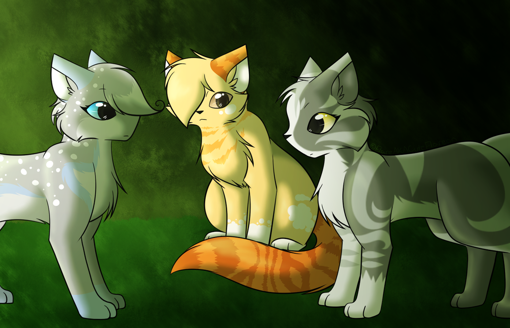 TsC - This is apprentices' task by FlareAKACuteFlareon