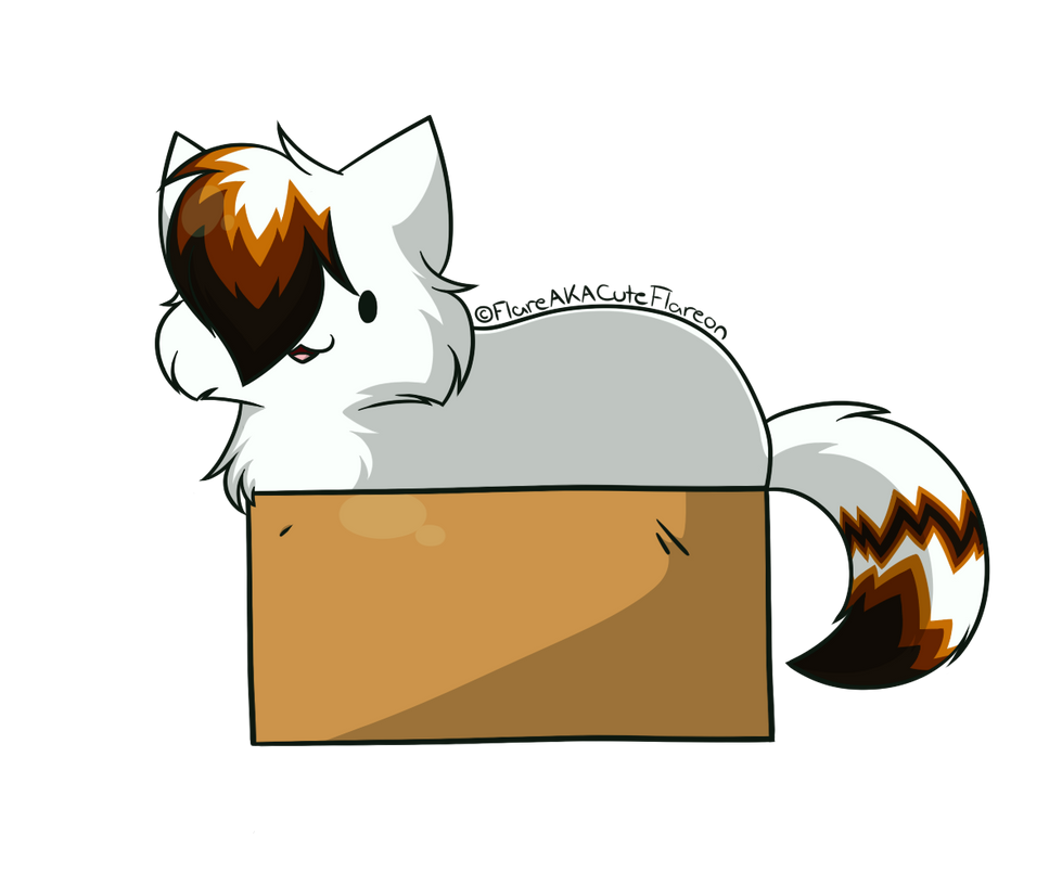 Boxiness by FlareAKACuteFlareon