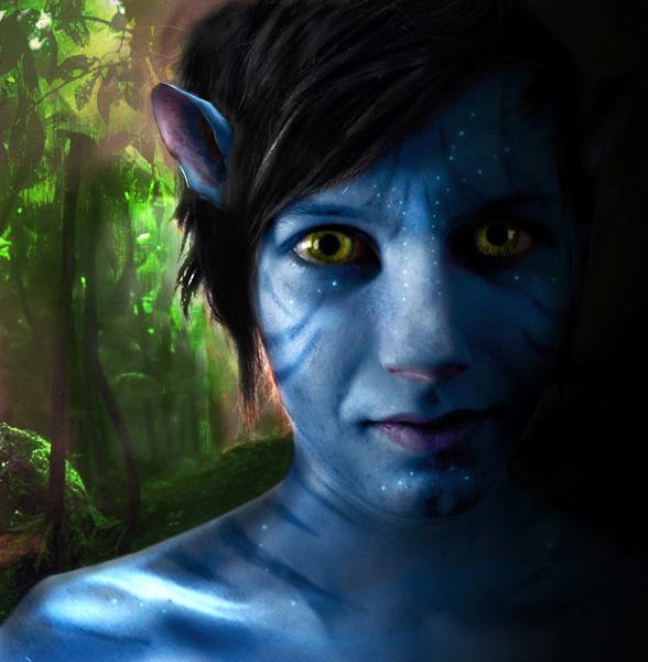 Navi Avatar: Avatar By ElaineG On DeviantART