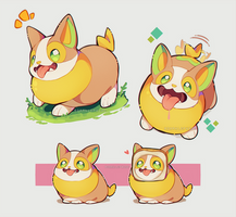 Pokemon - Yamper