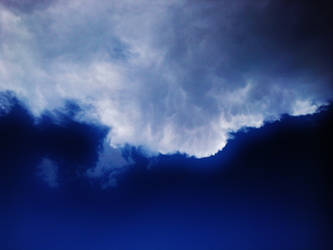 Deep Blue by SilentWolfer