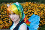 Rainbow Flower Dash