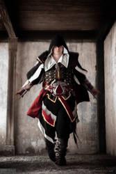 Master Assassin Armor of Altair