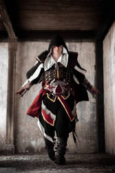 Master Assassin Armor of Altair