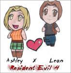 Leon and Ashley love