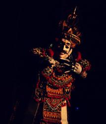 Bali 1: Jauk Manis. by yaas