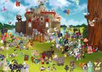 Pokemon Medieval Fair