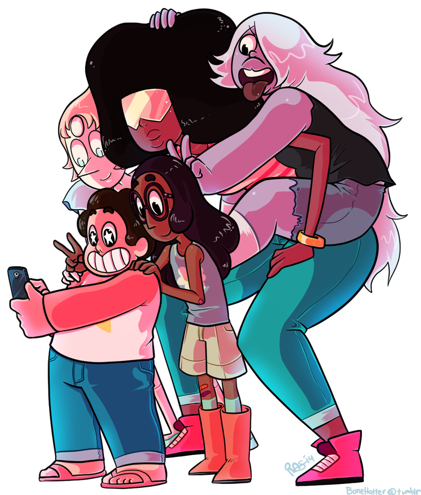 I love Steven Universe! Finished this one up in about 5 hours or so.
