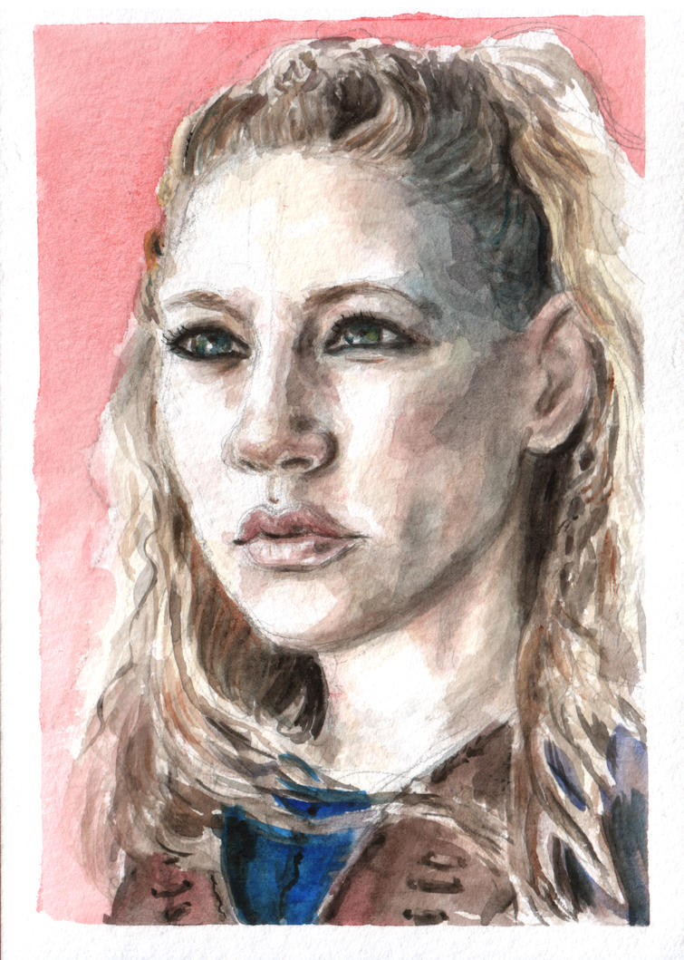 Lagertha by lizzy1e