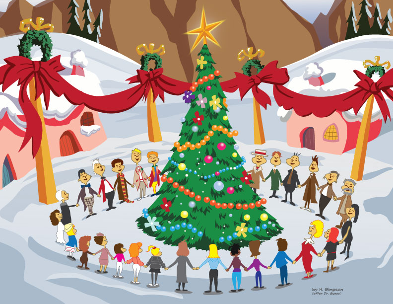 Dr. Whoville Christmas by Symson on