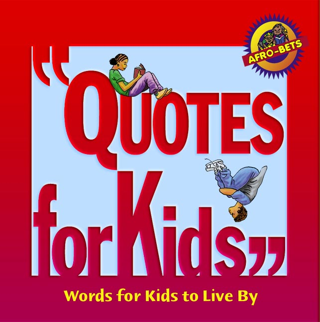 Quotes for Kids bookcover by Symson