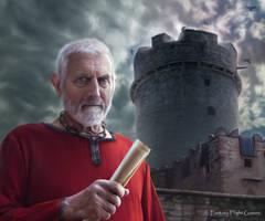 AGOT: Maester Vyman by Thaldir