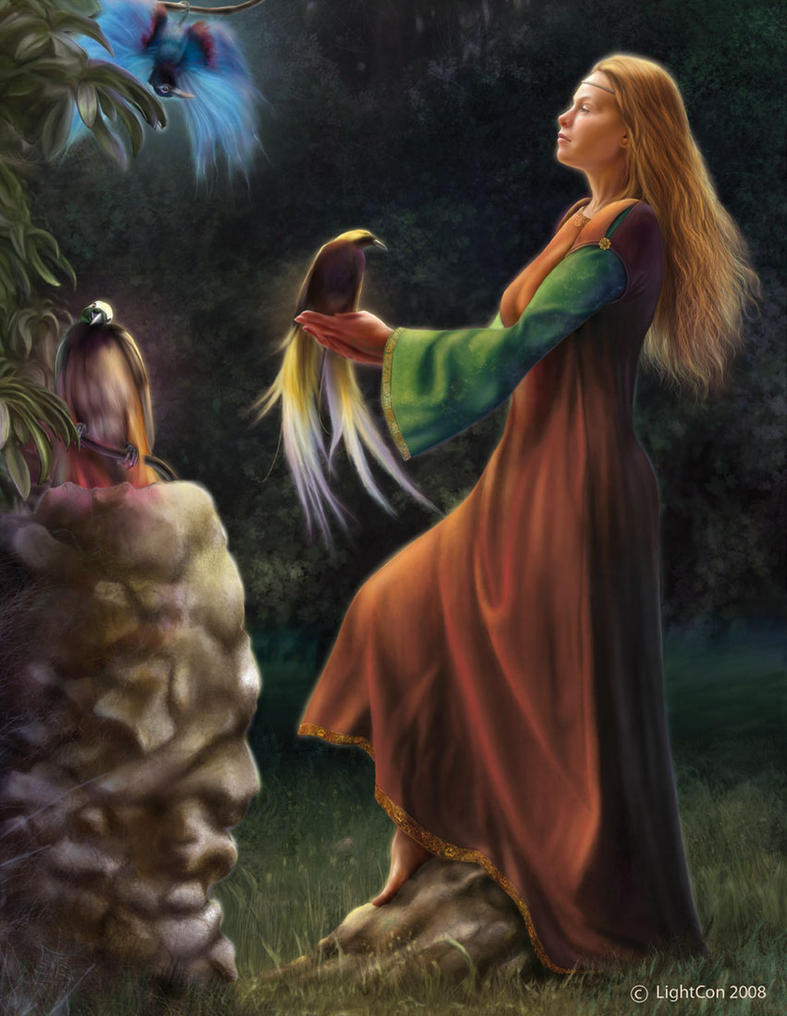 Topia World: Anne of Darkwoods by Thaldir