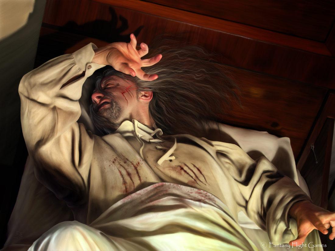 CoC: Blasphemous Dream by Thaldir