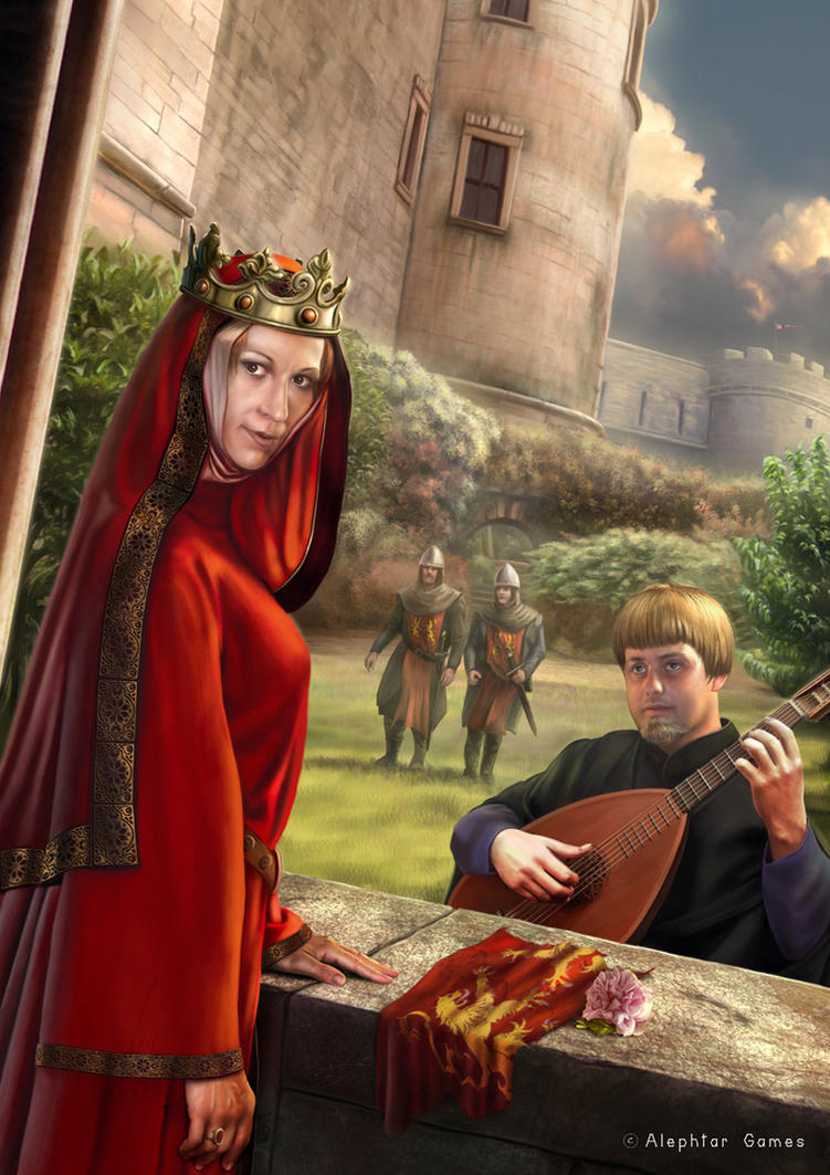 The Age of Eleanor by Thaldir