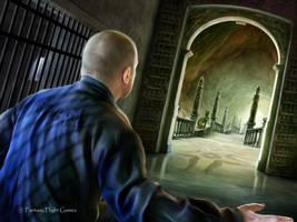 Call of Chtulhu : Behind Bars by Thaldir