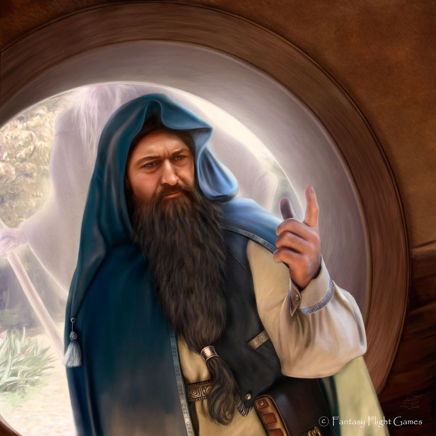 LotR LCG: Thorin Oakenshield by Thaldir