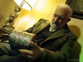C.o C.: Professor Smith by Thaldir