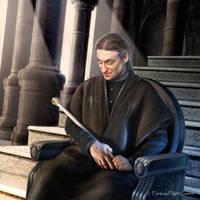 Lord of the Rings: Denethor by Thaldir