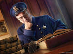 C.o.C. : Educated Officer