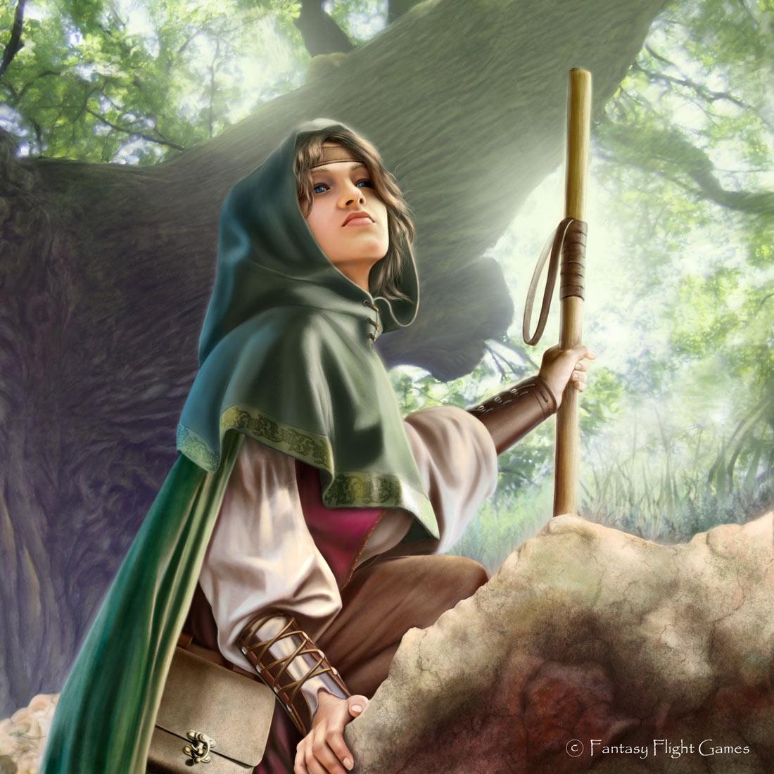 Lord of the Rings: Beravor by Thaldir