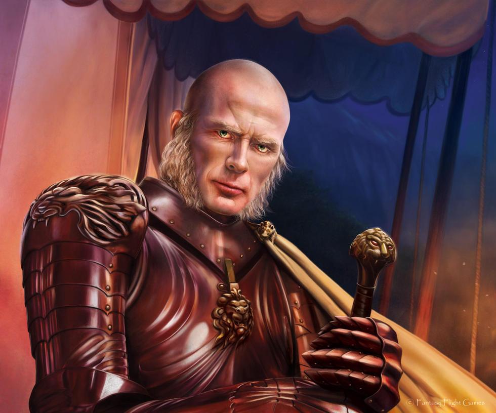 AGOT: Tywin Lannister by Thaldir